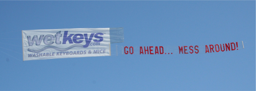 Air Advertising in and near San Diego California